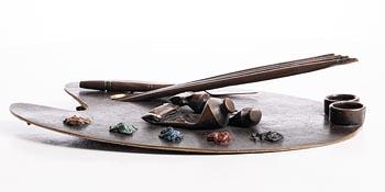 Andy McCarthy, Tools of the Trade at Morgan O'Driscoll Art Auctions