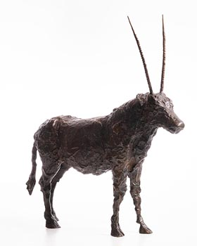 Jean Lemonnier, Oryx at Morgan O'Driscoll Art Auctions