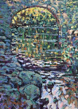 Arthur K. Maderson, The Old Bridge, Aveze at Morgan O'Driscoll Art Auctions