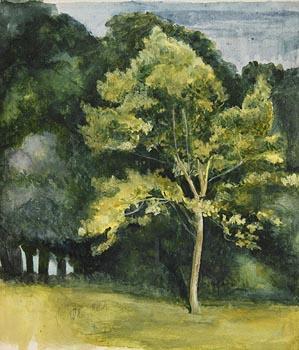 John Butler Yeats, Woodland at Morgan O'Driscoll Art Auctions