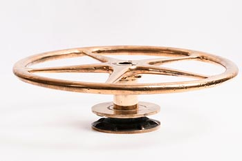 Mid-20th Century, Ships Wheel at Morgan O'Driscoll Art Auctions
