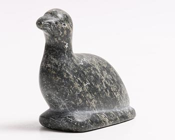 Inuit, Seal at Morgan O'Driscoll Art Auctions