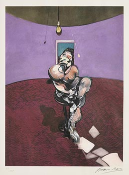 Francis Bacon, Untitled at Morgan O'Driscoll Art Auctions
