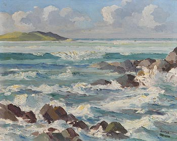 Hunter Jamieson, Ballycotton at Morgan O'Driscoll Art Auctions