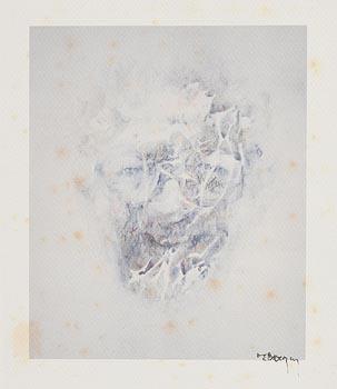 Louis Le Brocquy, Vincent Ferguson at Morgan O'Driscoll Art Auctions