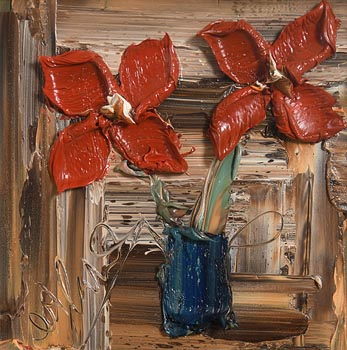 Colin Flack, Rusty Red at Morgan O'Driscoll Art Auctions