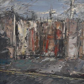 Aidan Bradley, The Entrance (2009) at Morgan O'Driscoll Art Auctions