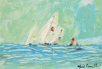 Marie Carroll, Gone Sailing at Morgan O'Driscoll Art Auctions