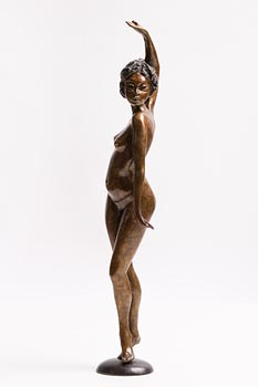 Andrew Wortley, Senorita (2011) at Morgan O'Driscoll Art Auctions