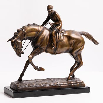 after Isidore-Jules Bonheur, Horse and Rider at Morgan O'Driscoll Art Auctions