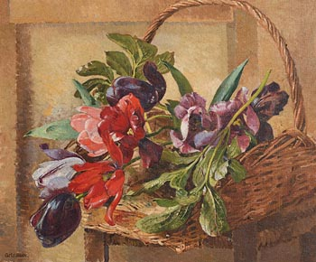 Geraldine  M. O'Brien, Tulips at Morgan O'Driscoll Art Auctions
