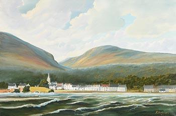 Robert B. Higgins, St. John's, The Rock at Morgan O'Driscoll Art Auctions