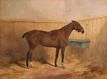 Henry Frederick Lucas-Lucas, Blanchardstown (1895) at Morgan O'Driscoll Art Auctions