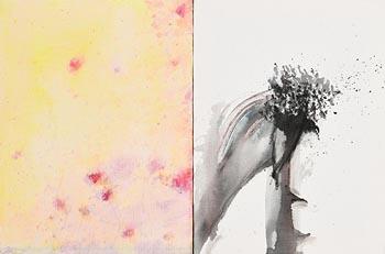 Robert Janz, Seed Rose (2006) at Morgan O'Driscoll Art Auctions