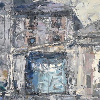 The Garage (2009) at Morgan O'Driscoll Art Auctions