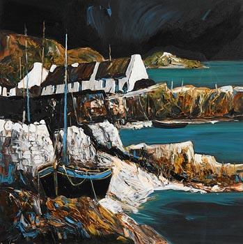 J.P. Rooney, A Quiet Irish World at Morgan O'Driscoll Art Auctions