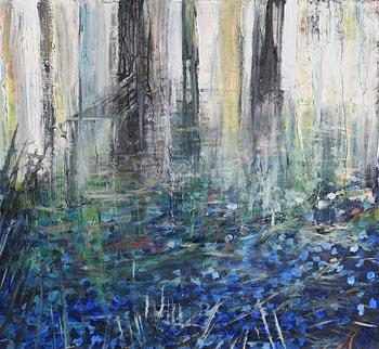 Zenda Williams, Lough Hyne Between Water and the Wood (2012) at Morgan O'Driscoll Art Auctions