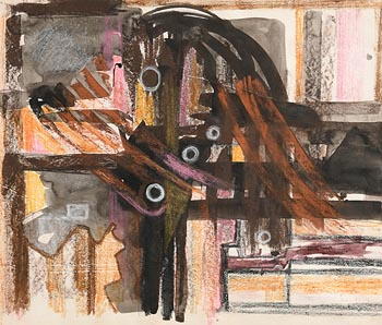 George Campbell, Birds at Morgan O'Driscoll Art Auctions