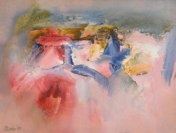 Gerald Davis, Ancient Place (1988) at Morgan O'Driscoll Art Auctions