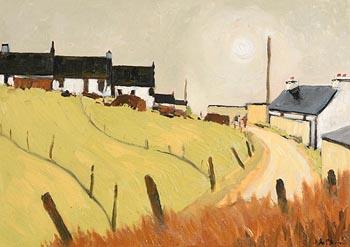Alex McKenna, Evening, Achill at Morgan O'Driscoll Art Auctions