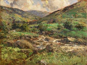 James Humbert Craig, Glens of Antrim at Morgan O'Driscoll Art Auctions