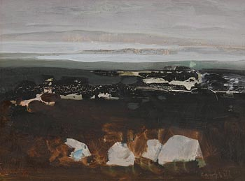 George Campbell, Galway Coast at Morgan O'Driscoll Art Auctions