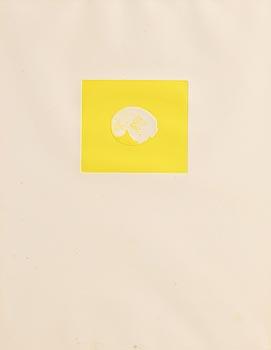 Louis Le Brocquy, Mon Citron at Morgan O'Driscoll Art Auctions