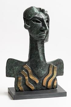Graham Knuttel, Female at Morgan O'Driscoll Art Auctions