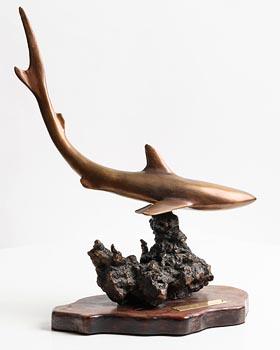 Patrick Reynolds, Shark at Morgan O'Driscoll Art Auctions