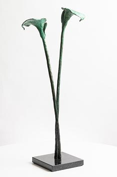Aine N� Cathaisaigh, Fineann agus Baineann (1992) at Morgan O'Driscoll Art Auctions