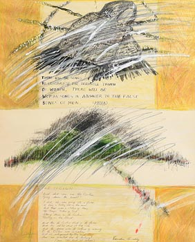 Veronica Bolay, Balance & Inbalance II (1992) at Morgan O'Driscoll Art Auctions