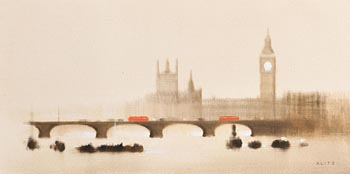 Anthony Robert Klitz, Westminster (1974) at Morgan O'Driscoll Art Auctions