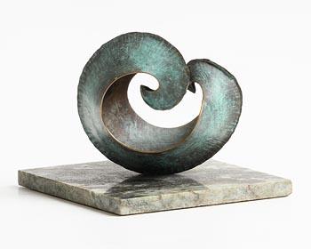 20th Century Irish School, Spring Burst at Morgan O'Driscoll Art Auctions