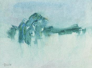 Gerald Davis, Dolmen (1987) at Morgan O'Driscoll Art Auctions