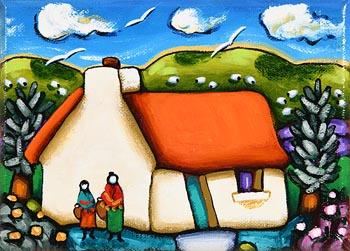 Annie Robinson, Peaceful Glen at Morgan O'Driscoll Art Auctions