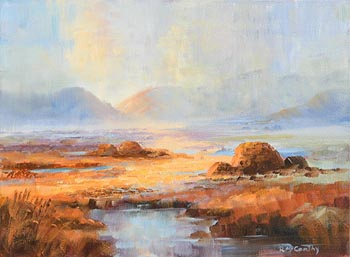 Roger McCarthy, Connemara Landscape at Morgan O'Driscoll Art Auctions