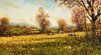 Jerry Marjoram, Near Woodenbridge, Co. Wicklow at Morgan O'Driscoll Art Auctions