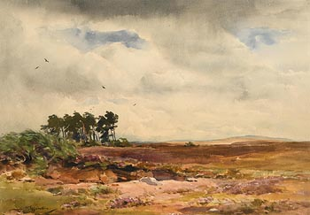 Wycliffe Egginton, Approaching Storm at Morgan O'Driscoll Art Auctions