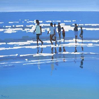 John Morris, Along the Shore at Morgan O'Driscoll Art Auctions