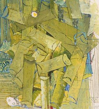 Nevill Johnson, Untitled (1995) at Morgan O'Driscoll Art Auctions