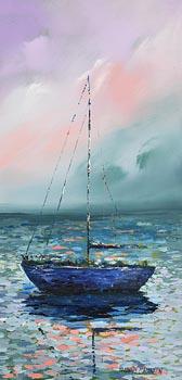 Hannah O'Hanlon, Safely Moored at Morgan O'Driscoll Art Auctions