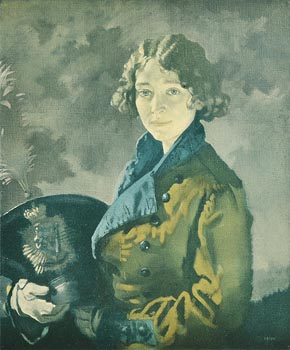 Sir William Orpen, The Roscommon Dragoon at Morgan O'Driscoll Art Auctions
