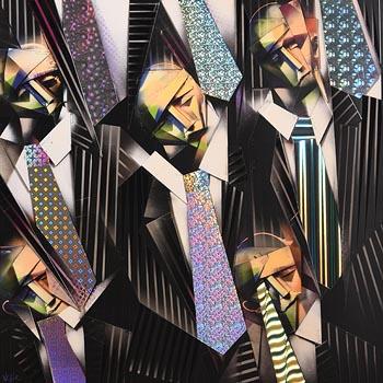 Adam Neate, London Bridge at Morgan O'Driscoll Art Auctions