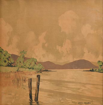 Paul Henry, West of Ireland at Morgan O'Driscoll Art Auctions