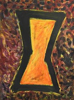 Michael Mulcahy, Untitled at Morgan O'Driscoll Art Auctions