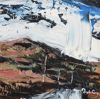 Donagh Carey, Western Landscape at Morgan O'Driscoll Art Auctions