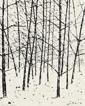 Pauline Walsh, Bare November at Morgan O'Driscoll Art Auctions