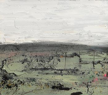 Colin Flack, Landscape at Morgan O'Driscoll Art Auctions