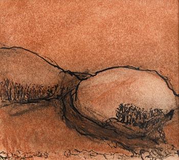 Sean McSweeney, Landscape at Morgan O'Driscoll Art Auctions
