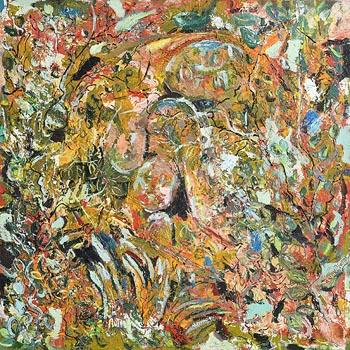 Zenda Williams, Reflection Lough Hyne (2010) at Morgan O'Driscoll Art Auctions